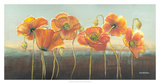 Poppy Tops III Art by Wendy Russell