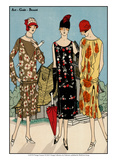Vintage Couture I Prints by Unknown Unknown