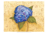 Hydrangea Love II Posters by Wendy Russell