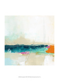 Atmospheric VIII Kunstdruck von June Erica Vess