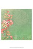 Tokyo Cherry III Prints by Evelia Designs