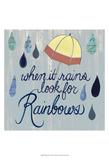Rainy Day I Reprodukcje autor Grace Popp