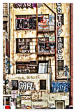 Urban Tags I Art by Honey Malek