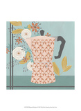 Whimsical Kitchen I Prints by June Erica Vess
