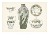 Sevres Porcelain Collection I Giclee Print by  Vision Studio