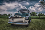 Vintage Truck Reprodukcja zdjęcia autor Stephen Arens