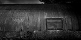 Decaying Metal Shed, Lockup Photographic Print by Gary Turner