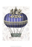 Baroque Balloon With Temple Art by  Fab Funky