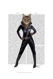 Catwoman Posters by  Fab Funky