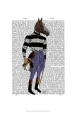 Horse Racing Jockey Full Posters by  Fab Funky