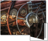 Old Buick Eight Dashboard Prints by Stephen Arens