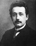 Young Albert Einstein Photo