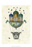 Fab Funky - Butterfly House - Poster