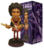 Jimi Hendrix Bobble Head Novelty