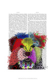 Yorkshire Terrier - Patchwork Prints by  Fab Funky