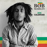 Bob Marley - 2016 Calendar Kalendere