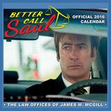 Better Call Saul - 2016 Calendar Calendriers