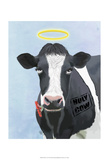 Holy Cow Prints by  Fab Funky