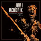 Jimi Hendrix - 2016 Calendar Kalendere