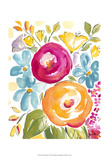 Flower Delight I Prints by Julia Minasian