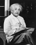 Physicist Albert Einstein Photo