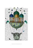 Butterfly House Posters by  Fab Funky