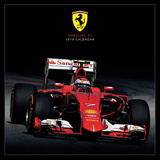 Ferrari F1 - 2016 Calendar Kalendere