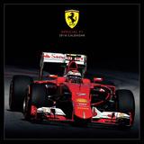 Ferrari F1 - 2016 Calendar Calendars