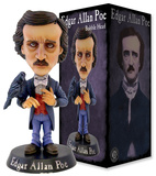 Edgar Allan Poe Bobble Head Novelty