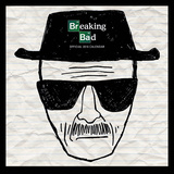 Breaking Bad - 2016 Calendar Calendars