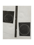 Abstract Composition, 1971 Giclee Print by George Dannatt