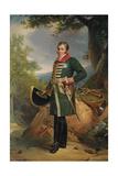 Portrait of Charles-Ferdinand D'Artois, Duc De Berry Giclee Print by Francois Pascal Simon Gerard