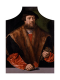 Portrait of a Nobleman, 1544 Giclee Print by Bartholomaeus Bruyn