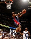 Lebron James - 2007 Playoff Action Photo