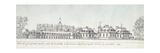 Kensington Palace Giclee Print by Noel Gasselin
