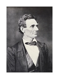 Abraham Lincoln, C.1860 Giclee Print by Alexander Hesler