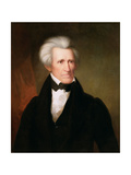 Andrew Jackson, 1835 Giclee Print by Asher Brown Durand