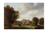 Holme Eden, Near Carlisle, 1843 Giclee Print by John Wilson Carmichael