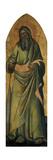 The Apostle Andrew, C.1370 Giclee Print by Andrea Di Bonaiuto