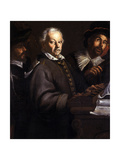 Concert, 1605-56 Giclee Print by Dirck Hals