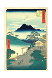 Seki Giclee Print by Utagawa Hiroshige