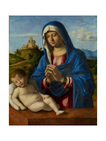 Madonna and Child, C.1500-04 Giclee Print by Giovanni Battista Cima Da Conegliano