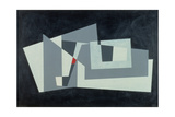 Citadel, Version 3, 1982 Giclee Print by George Dannatt