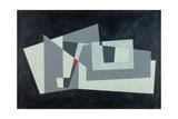 Citadel, Version 3, 1982 Giclee Print by George Dannatt