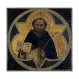 St. Dominic, C.1400 Giclee Print by Taddeo di Bartolo