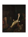 Shall I Resign, 1832 Giclee Print by Benjamin Robert Haydon