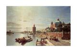 Seville Giclee Print by Francois Antoine Bossuet