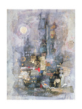 History, 1995 Giclee Print by Nissan Engel