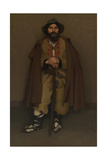 A Mountain Shepherd (An Italian Dwarf) 1901 Giclee Print by Hugh Ramsay