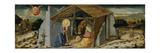 Birth of Christ, C.1450 Giclée-tryk af Neri Di Bicci